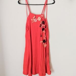 Free People Floral Dress Size Small